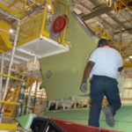 Vertical Stabilizer Installation